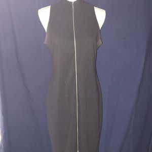 Calvin Klein Zip Up Dress